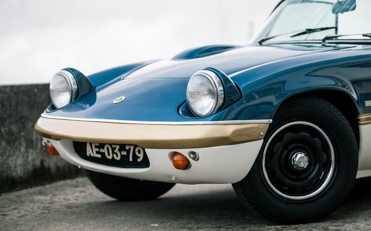 '73 Lotus Elan Sprint 5 - L'ennemi, c'est le poids. 43