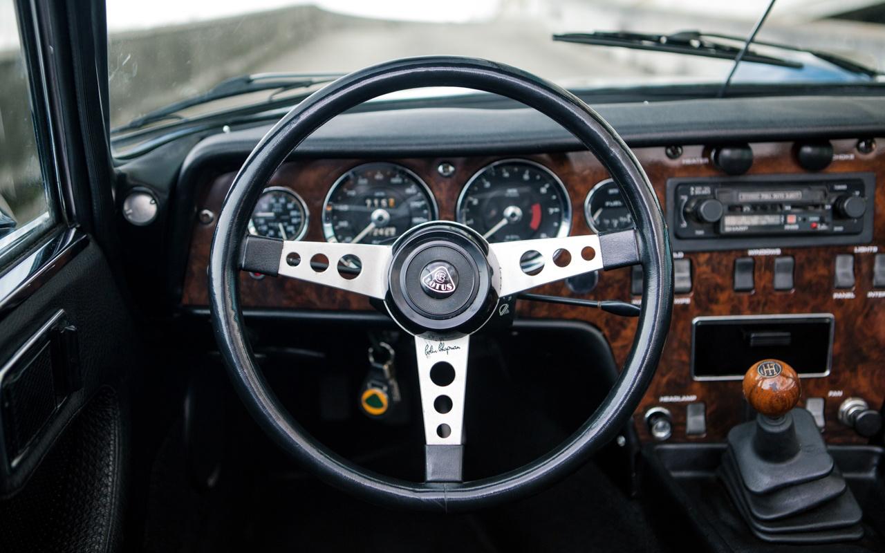 '73 Lotus Elan Sprint 5 - L'ennemi, c'est le poids. 49