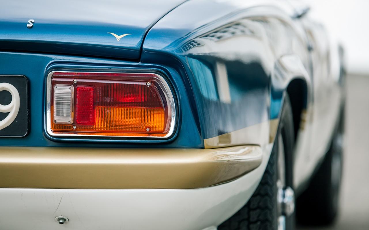 '73 Lotus Elan Sprint 5 - L'ennemi, c'est le poids. 44