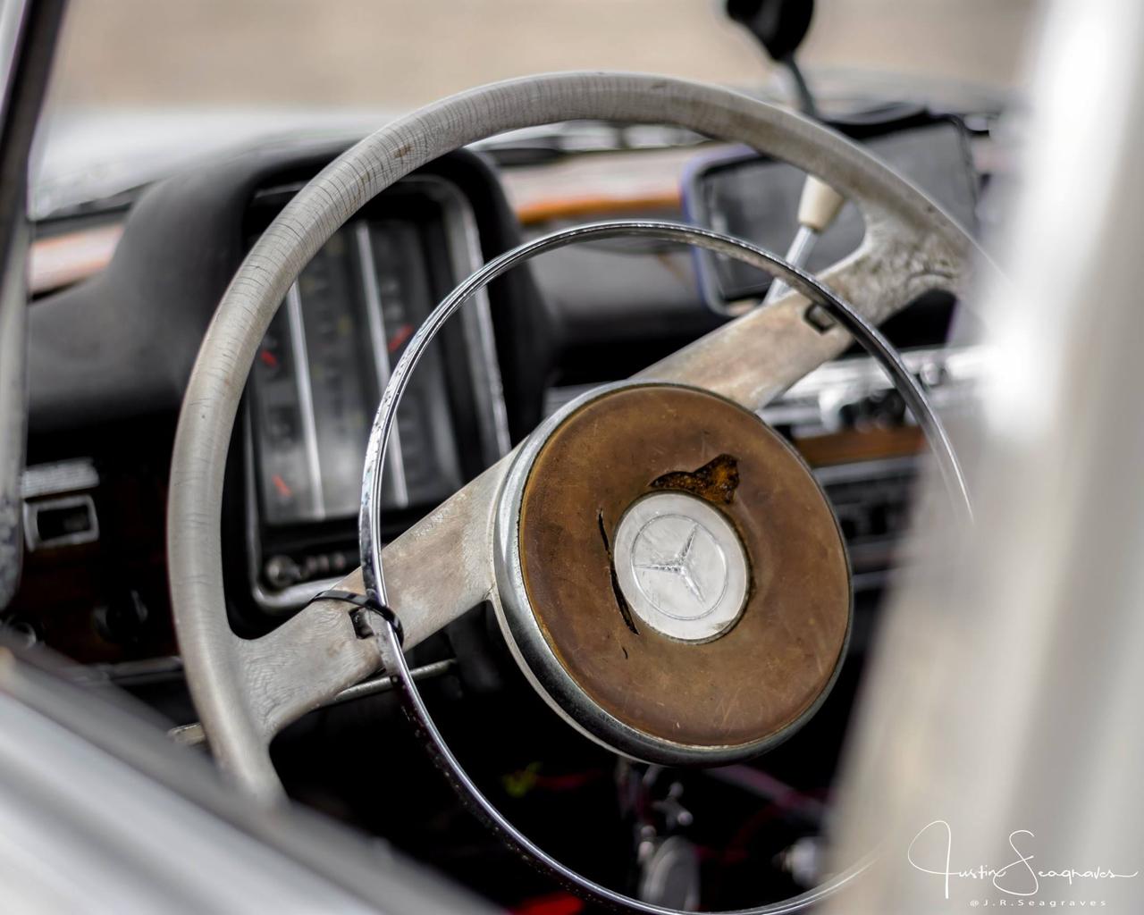 Mercedes W111 Sleeper... The Benzilla ! 29