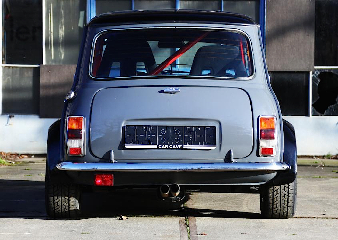 "'86 Mini Cooper - ""Rebel in light"" ! 26"