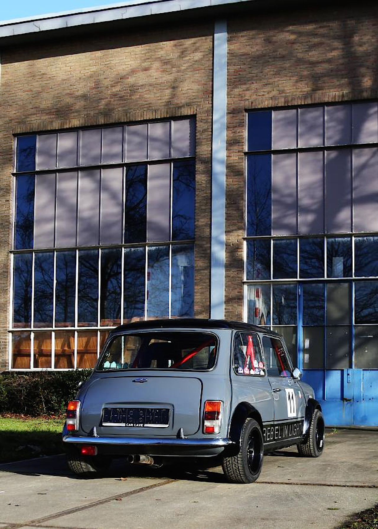 "'86 Mini Cooper - ""Rebel in light"" ! 25"