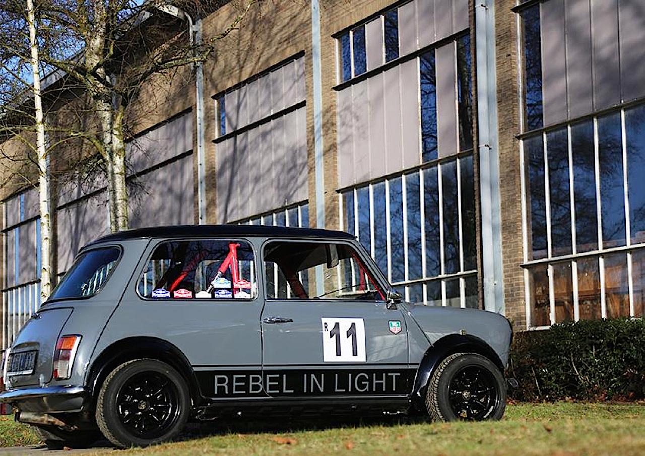 "'86 Mini Cooper - ""Rebel in light"" ! 28"
