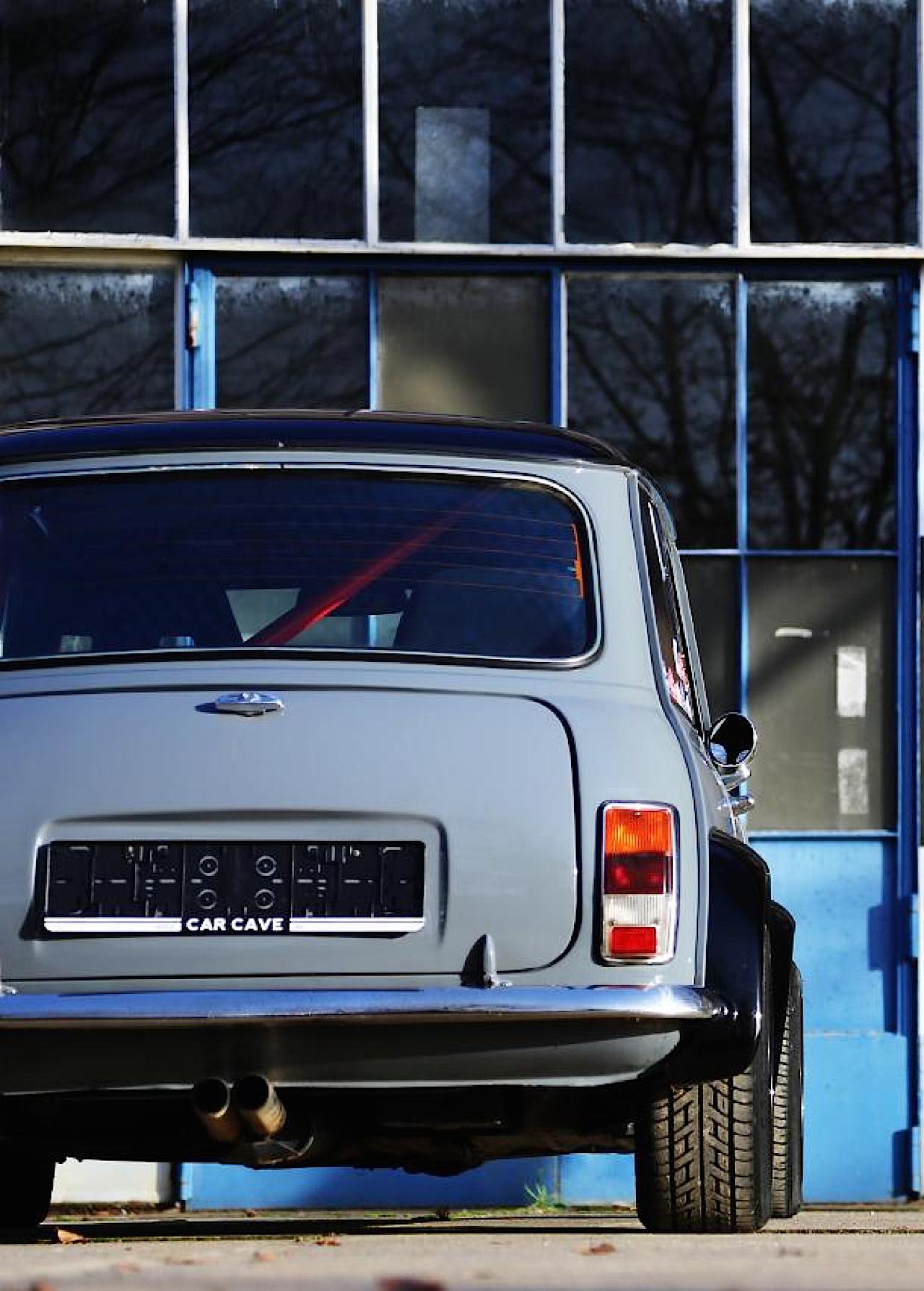 "'86 Mini Cooper - ""Rebel in light"" ! 35"