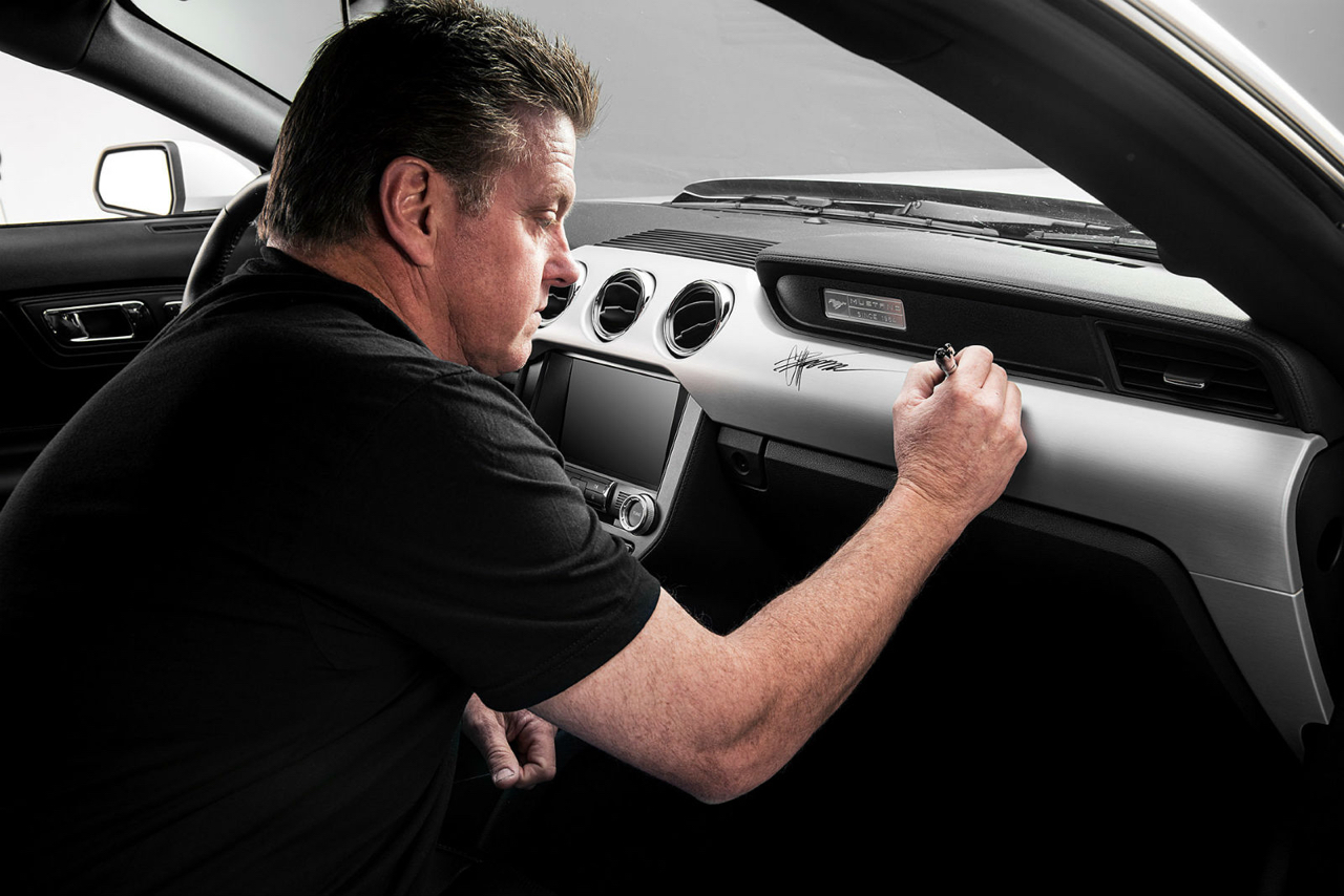 Incontournable : Overhaulin' - Le Ford F100 de Chip Foose a disparu ! 5