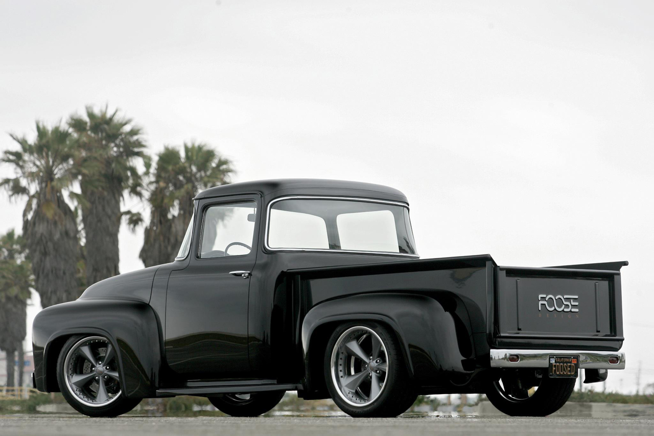 Incontournable : Overhaulin' - Le Ford F100 de Chip Foose a disparu ! 4