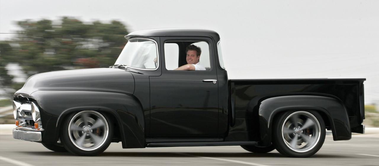 Incontournable : Overhaulin' - Le Ford F100 de Chip Foose a disparu ! 6