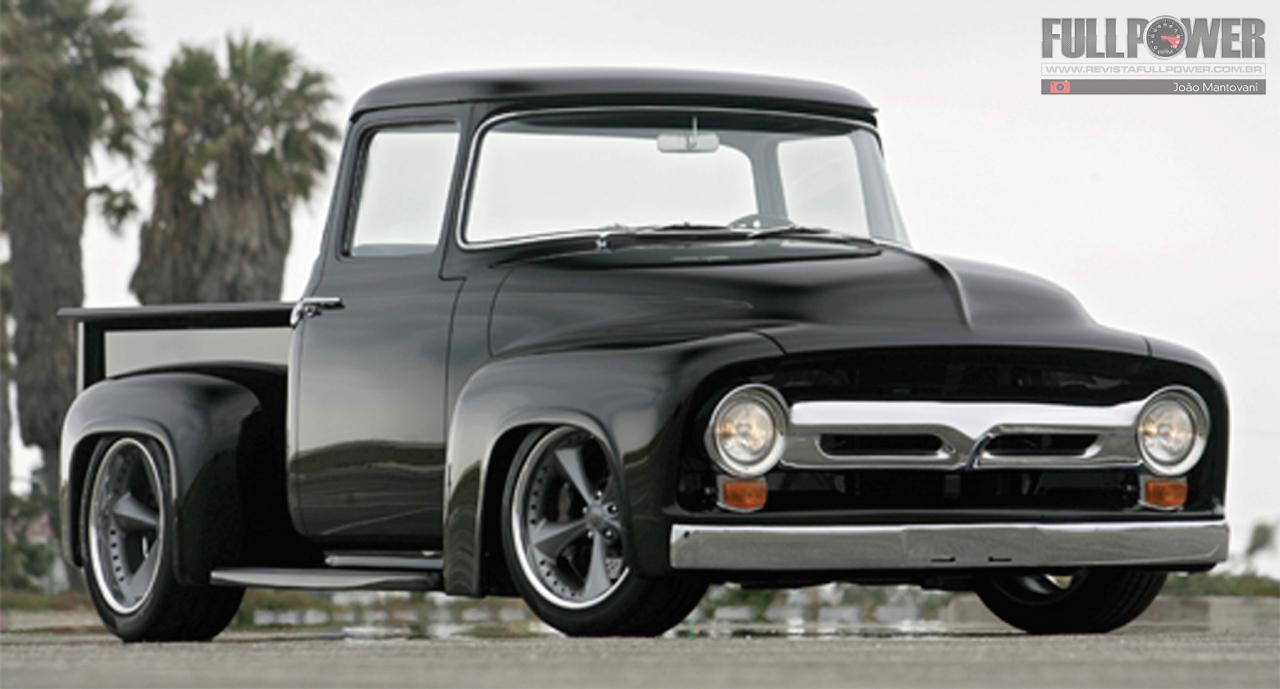 Incontournable : Overhaulin' - Le Ford F100 de Chip Foose a disparu ! 3