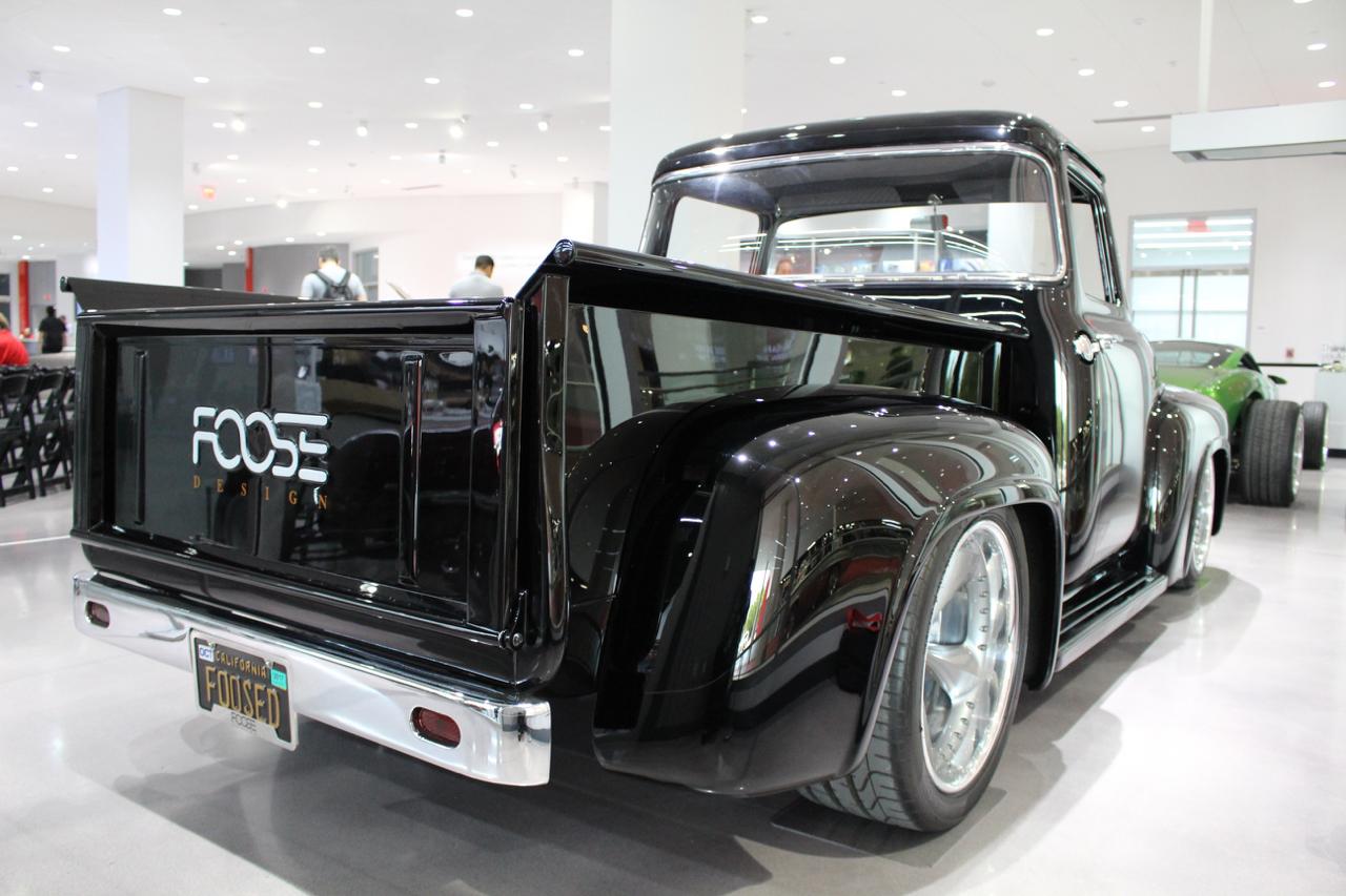 Incontournable : Overhaulin' - Le Ford F100 de Chip Foose a disparu ! 1