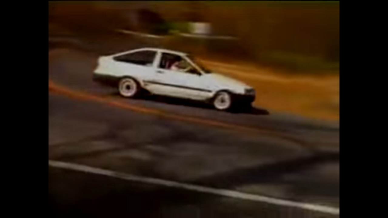 """Pluspy"" - Les Origines du Drift... 11"