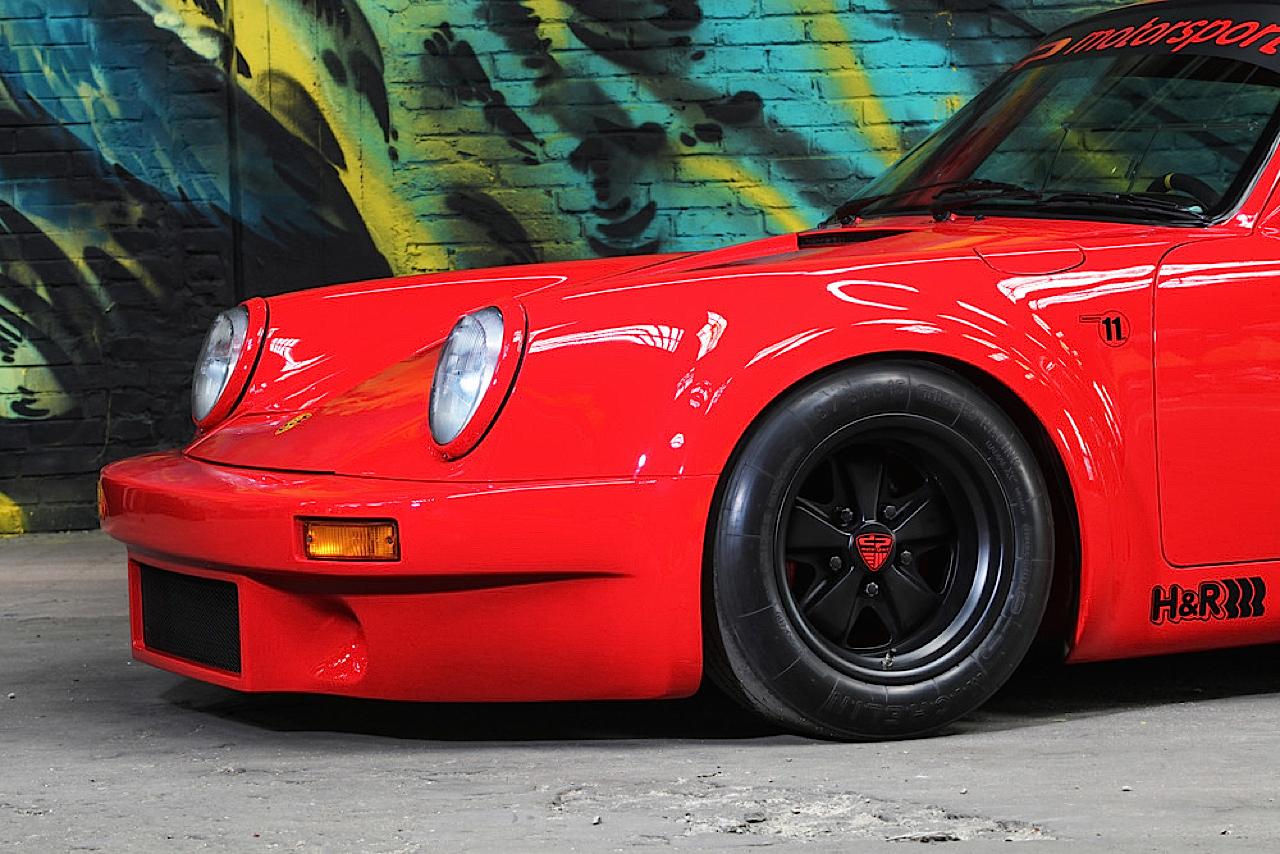 Porsche 911 RS 3.5 Red Evolution - DP Motorsport fait sa révolution ! 43