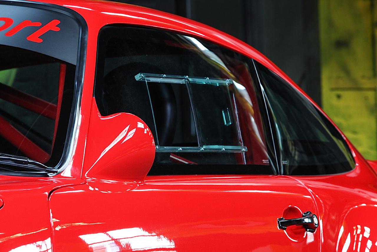 Porsche 911 RS 3.5 Red Evolution - DP Motorsport fait sa révolution ! 45