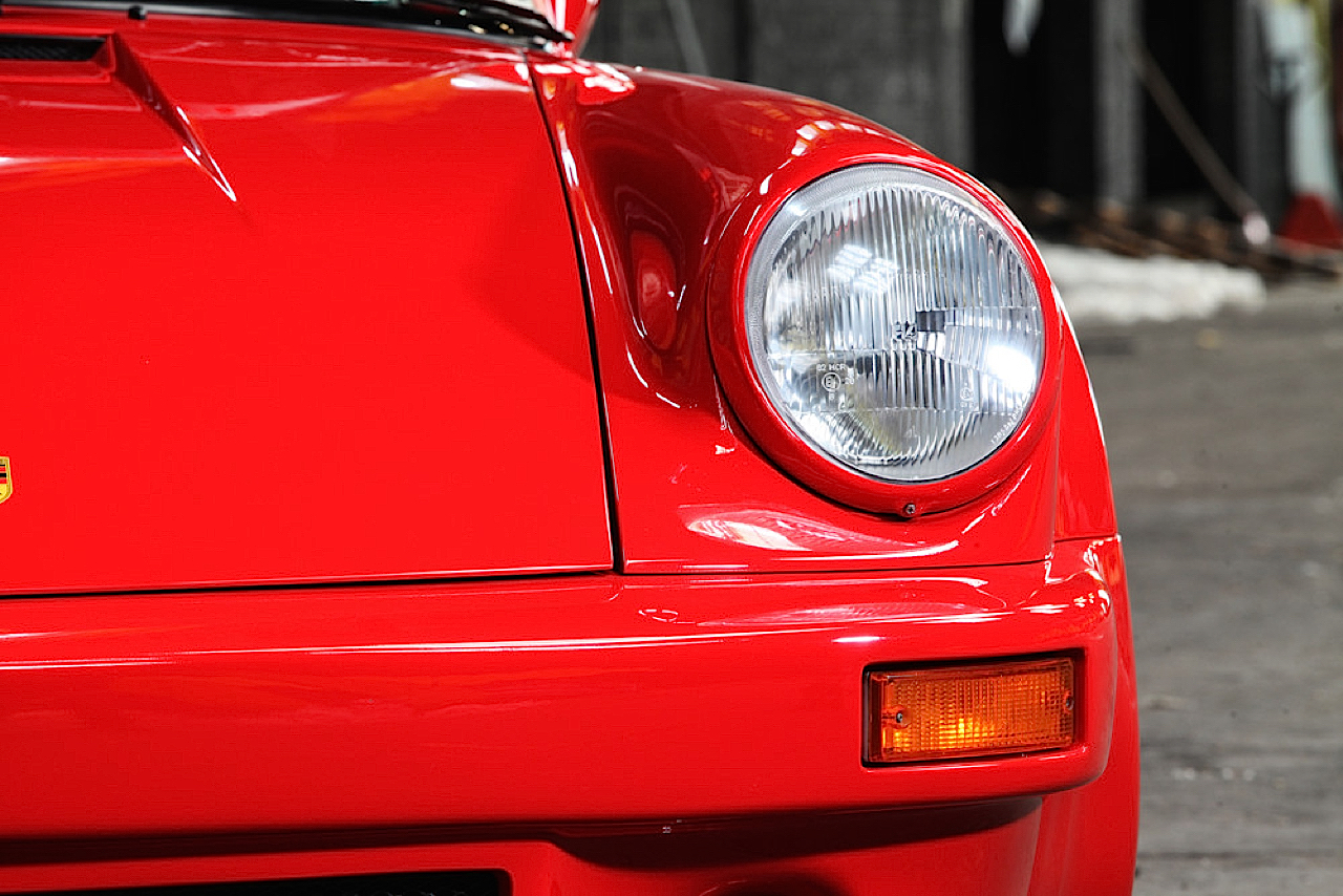 Porsche 911 RS 3.5 Red Evolution - DP Motorsport fait sa révolution ! 47