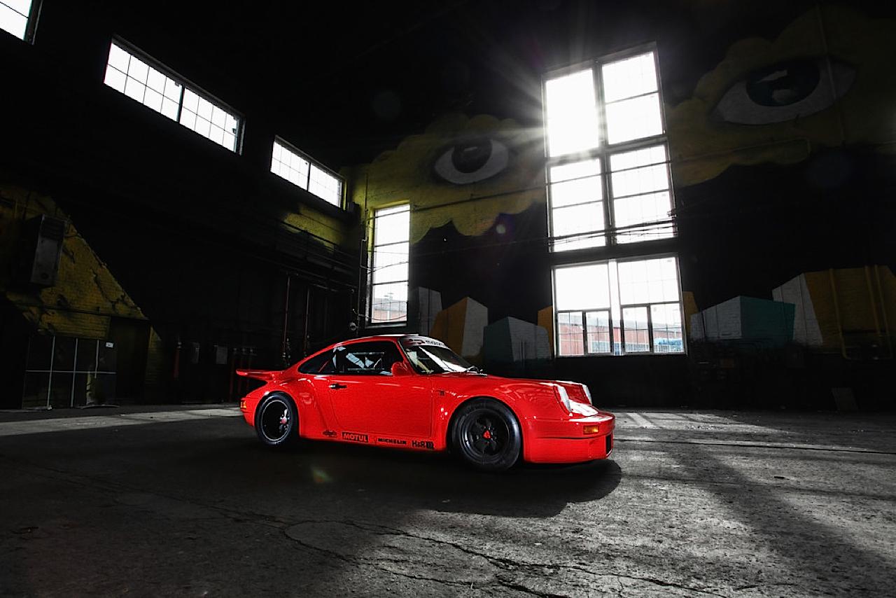 Porsche 911 RS 3.5 Red Evolution - DP Motorsport fait sa révolution ! 49