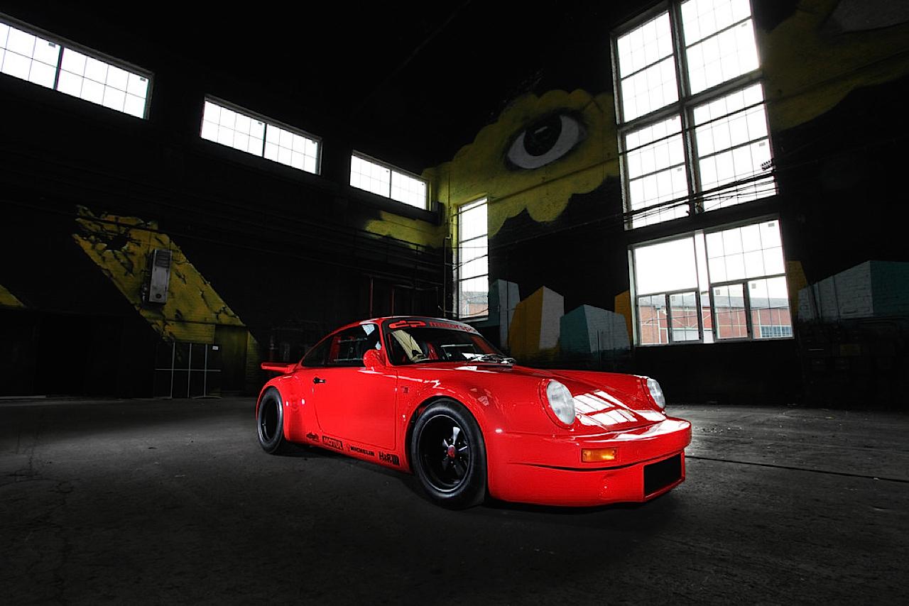 Porsche 911 RS 3.5 Red Evolution - DP Motorsport fait sa révolution ! 59