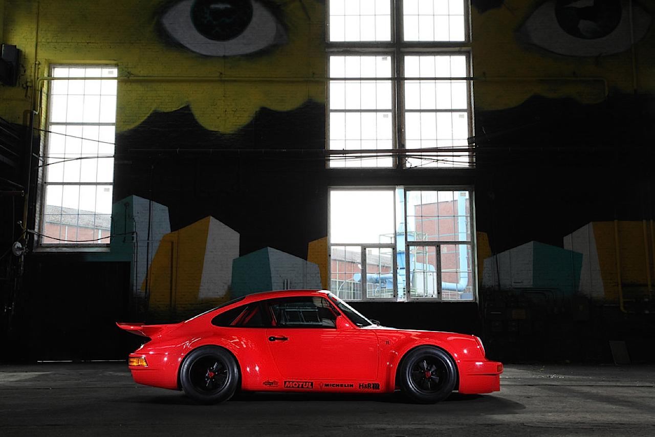 Porsche 911 RS 3.5 Red Evolution - DP Motorsport fait sa révolution ! 46