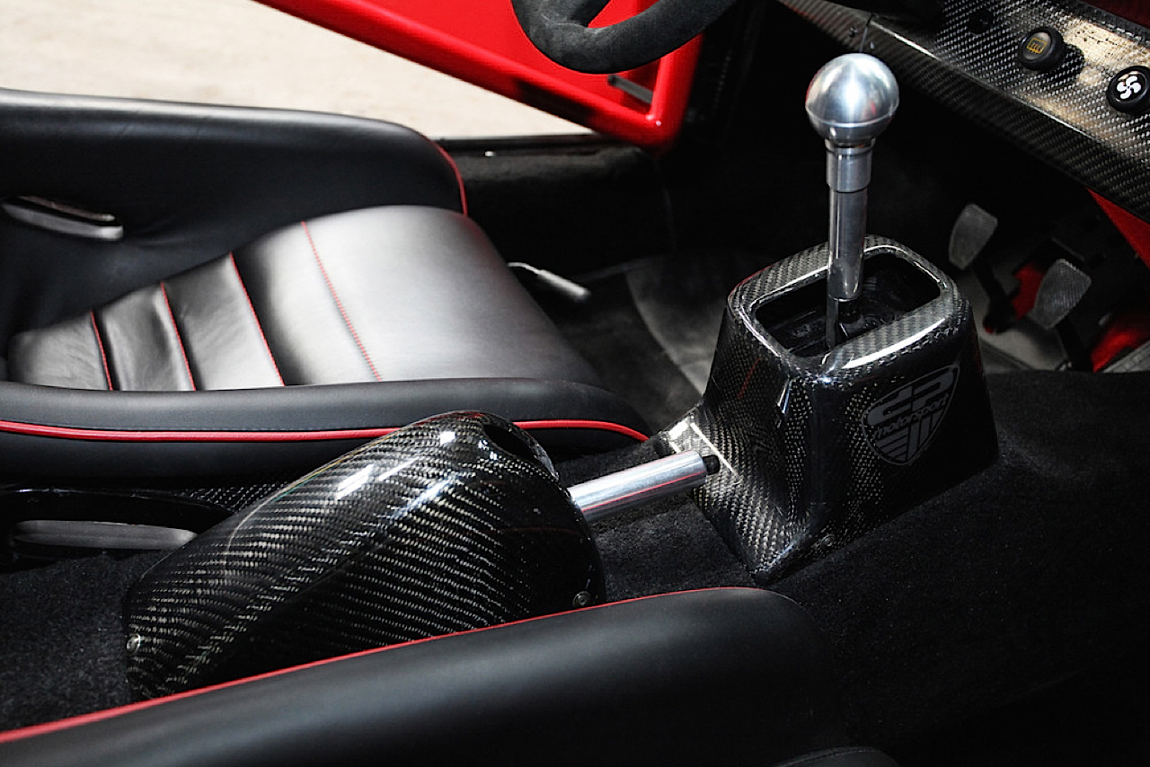 Porsche 911 RS 3.5 Red Evolution - DP Motorsport fait sa révolution ! 48
