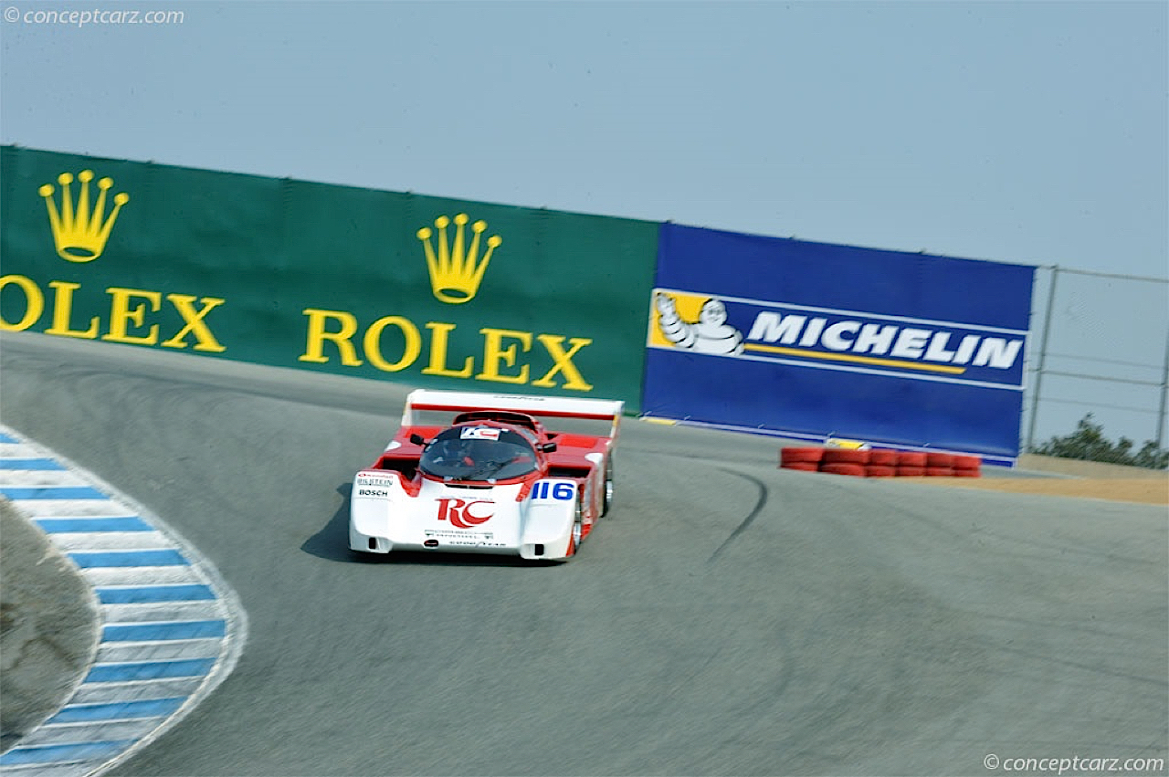 Onboard en Porsche 962... Bienvenue en enfer ! 3