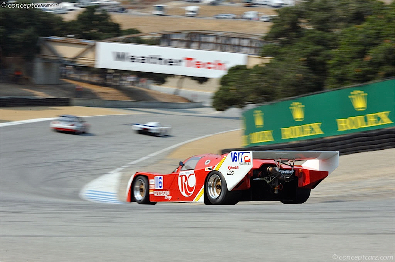 Onboard en Porsche 962... Bienvenue en enfer ! 4