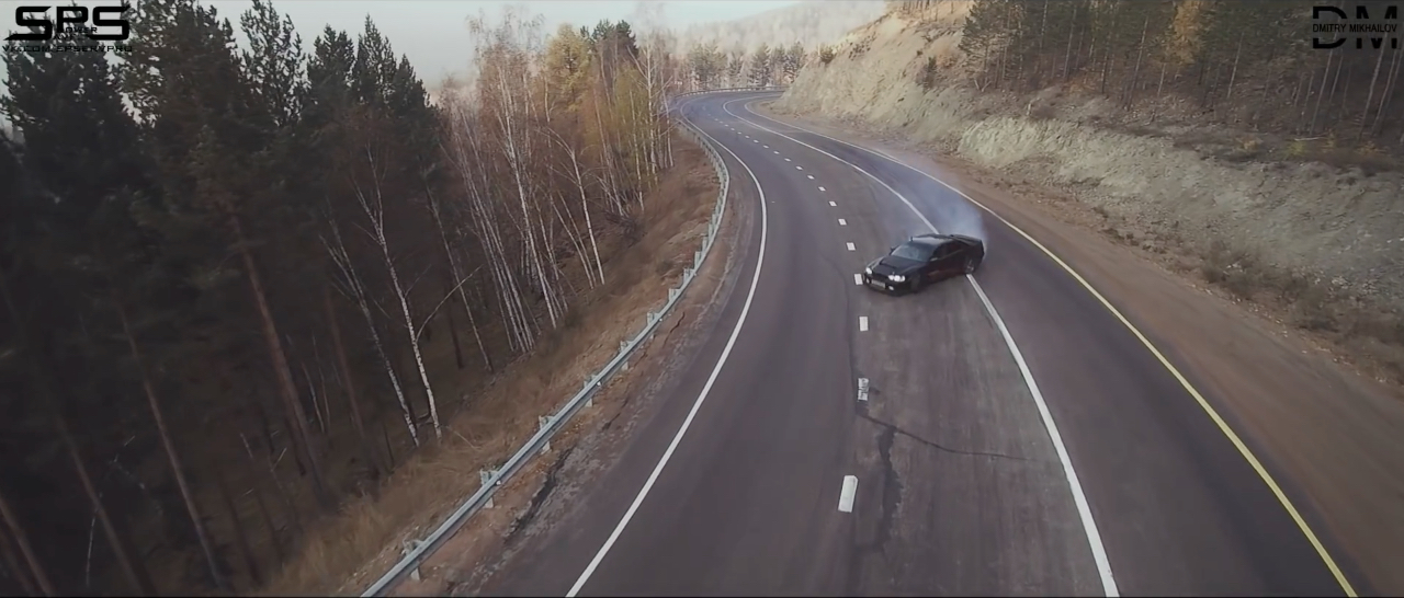 Toyota Chaser : Mountain drifting in Russia... Vous connaissez la Bouriatie ? 10