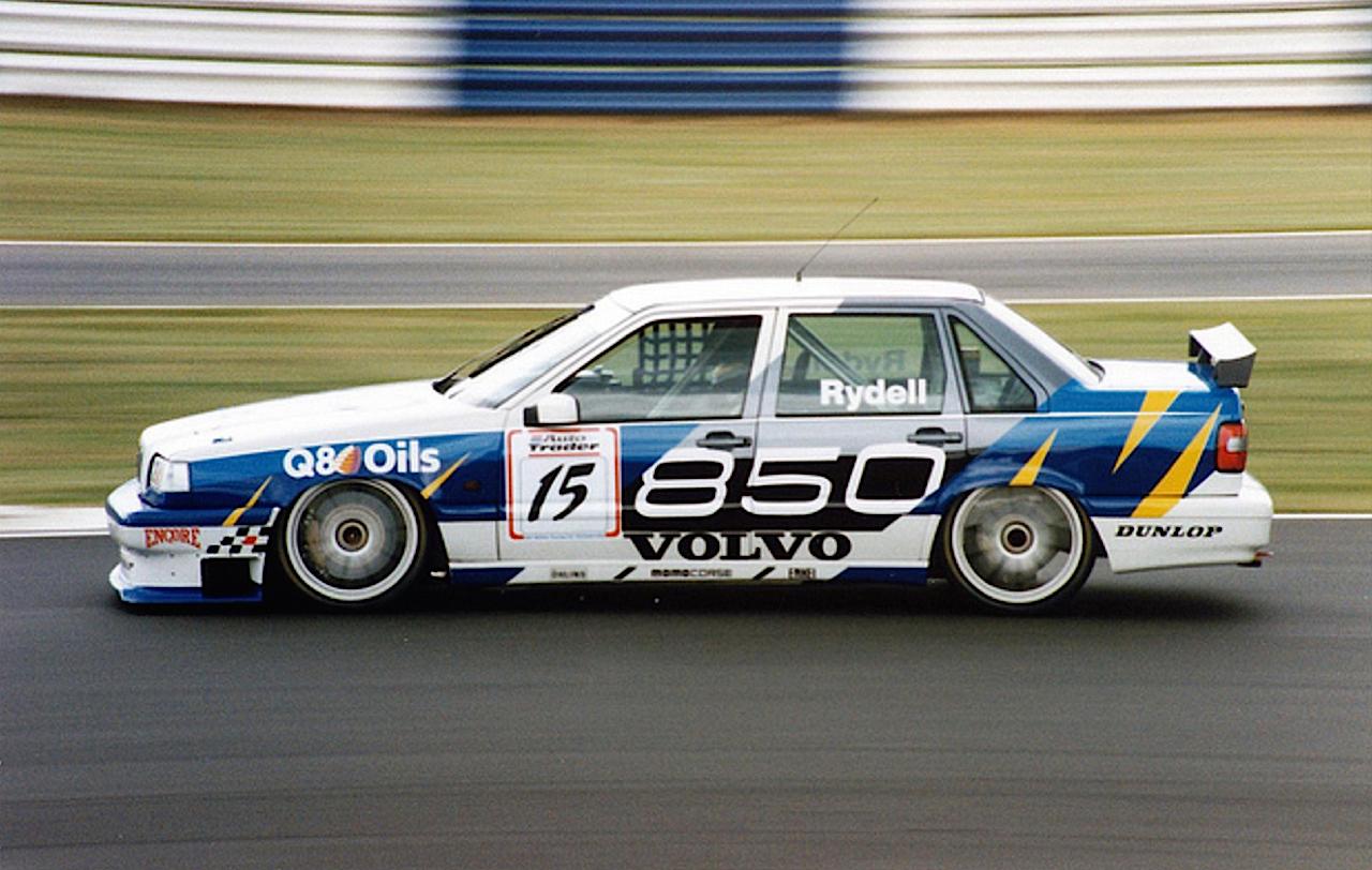 Volvo 850 BTCC... Y'a pas que le break dans la vie ! 13