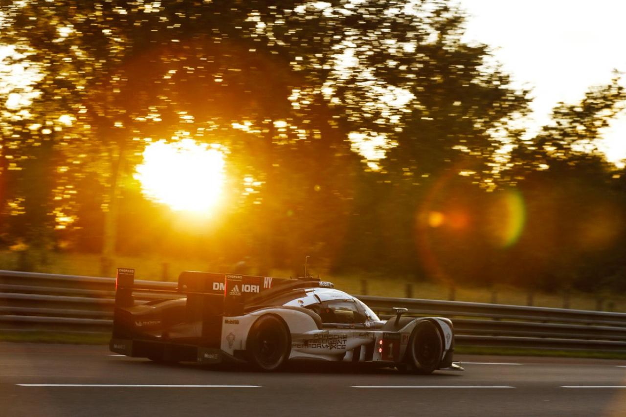 24h du Mans : L'Evolution de la gagne... 12