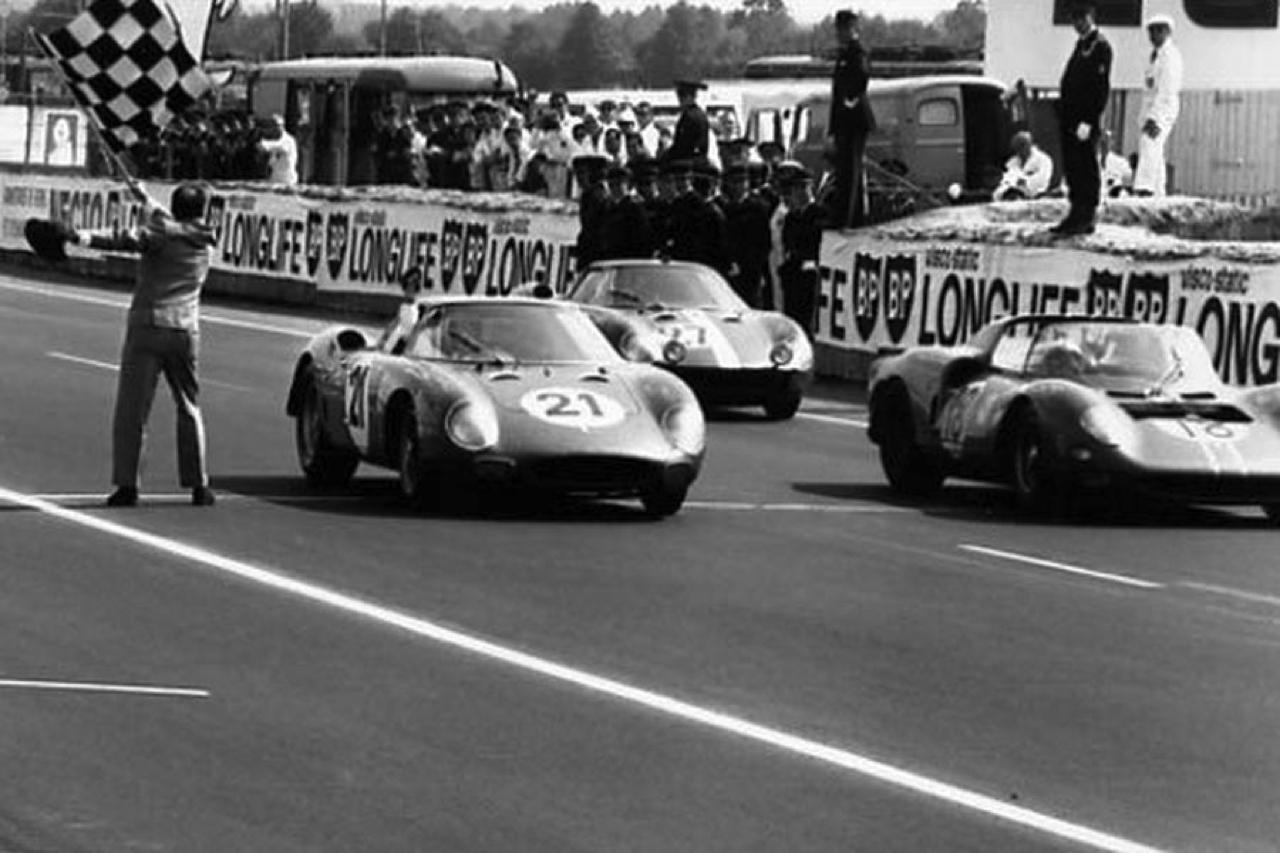 24h du Mans : L'Evolution de la gagne... 4