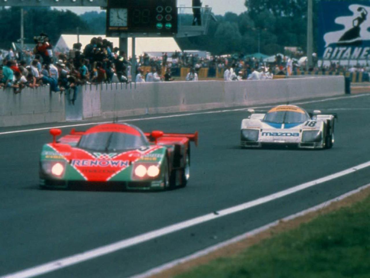24h du Mans : L'Evolution de la gagne... 8