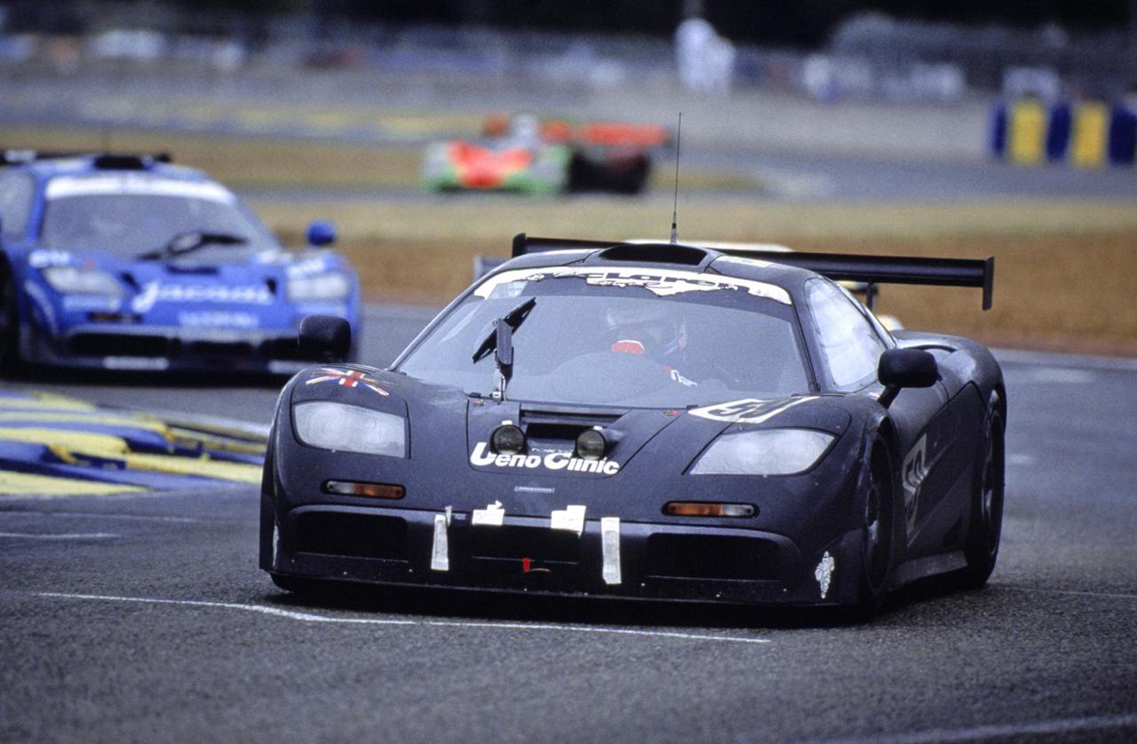 24h du Mans : L'Evolution de la gagne... 9