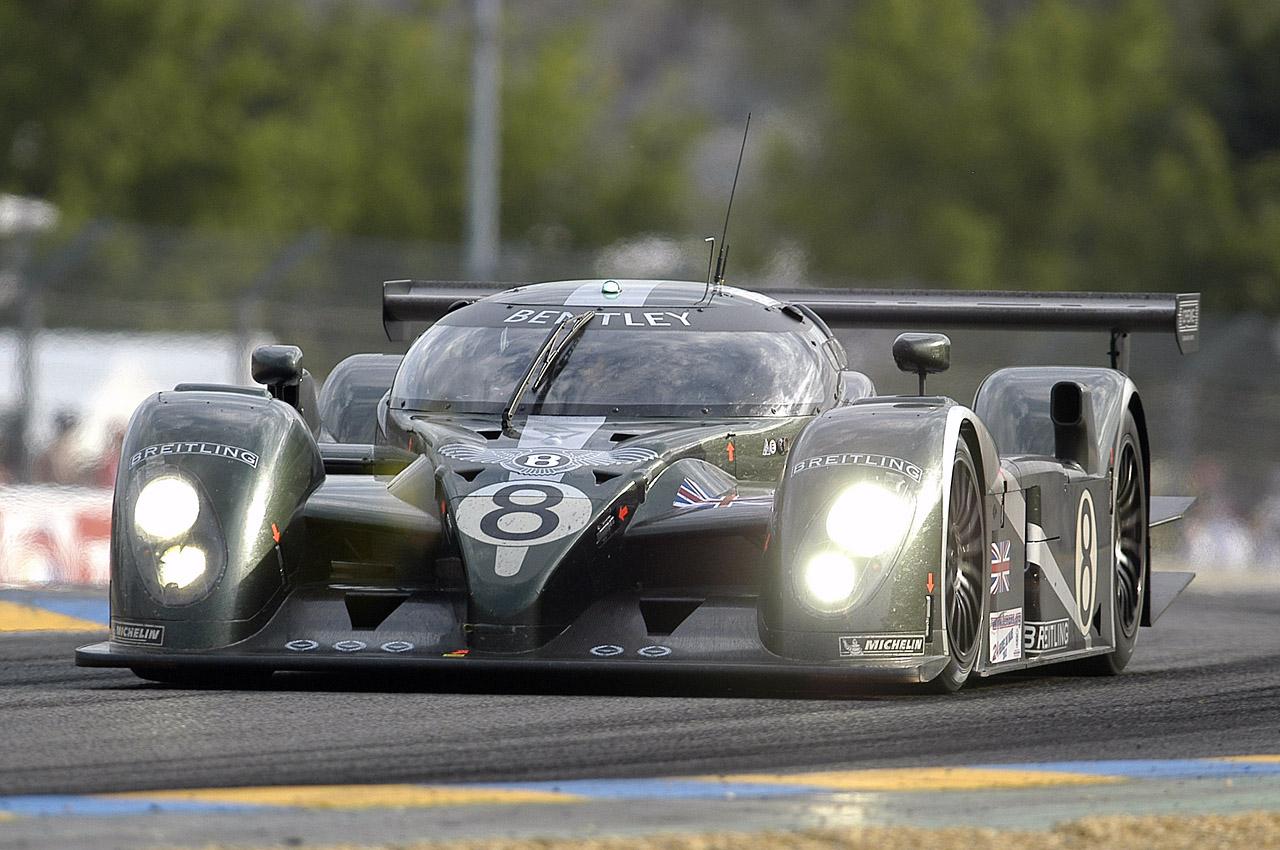 24h du Mans : L'Evolution de la gagne... 10