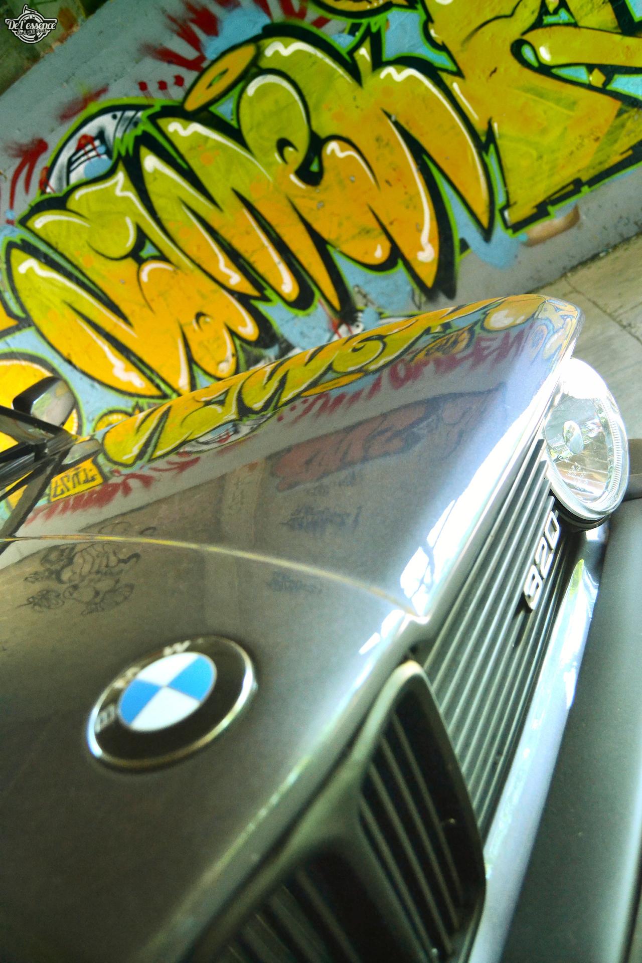 Fabrice's BMW 320-5i E21 - Sauvée des eaux ! 12