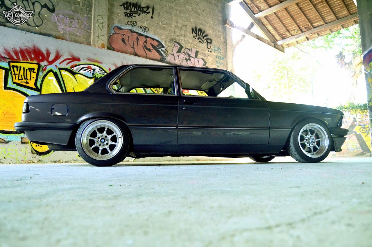 Fabrice's BMW 320-5i E21 - Sauvée des eaux ! 36