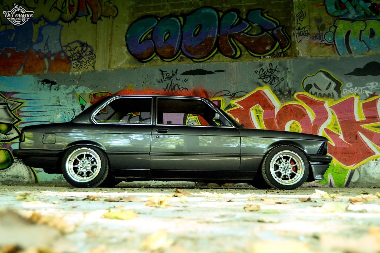 Fabrice's BMW 320-5i E21 - Sauvée des eaux ! 30