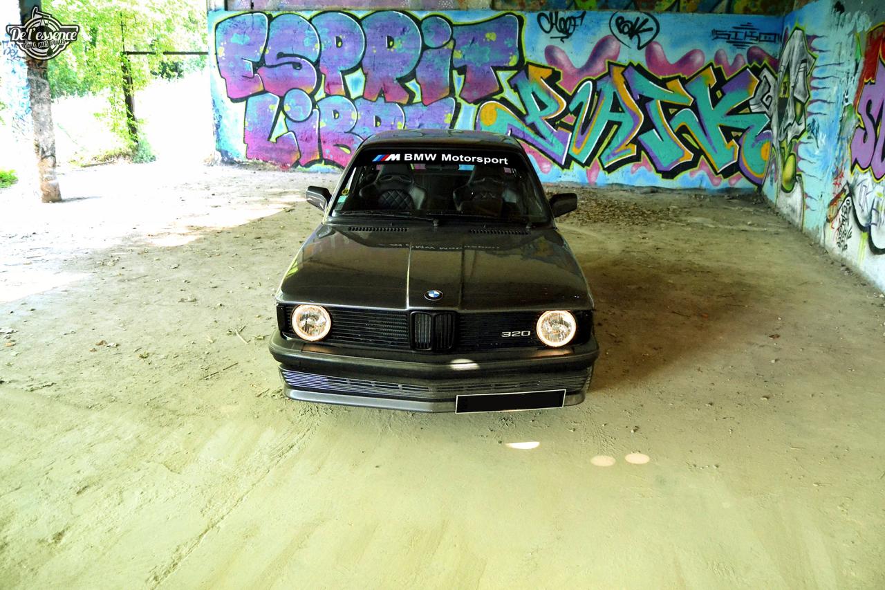 Fabrice's BMW 320-5i E21 - Sauvée des eaux ! 13