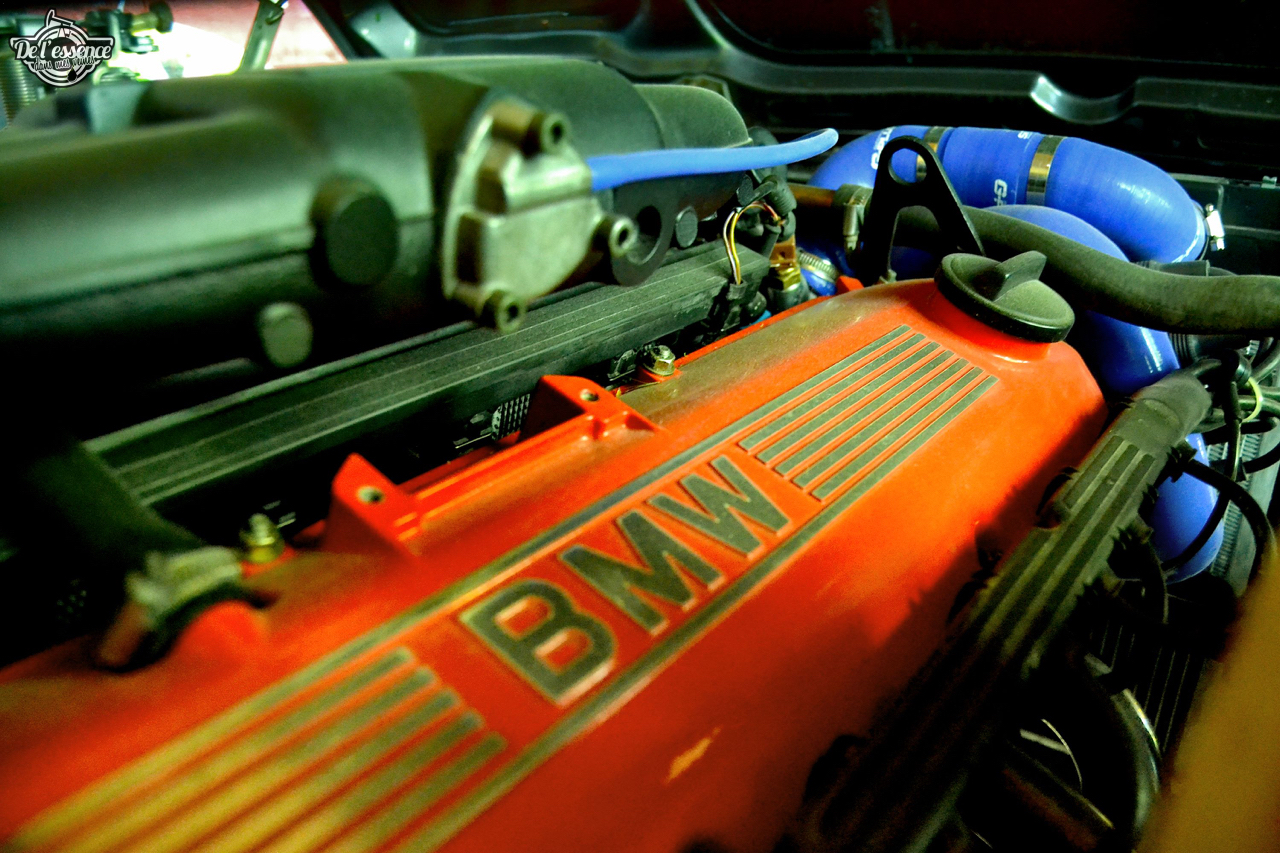 Fabrice's BMW 320-5i E21 - Sauvée des eaux ! 8