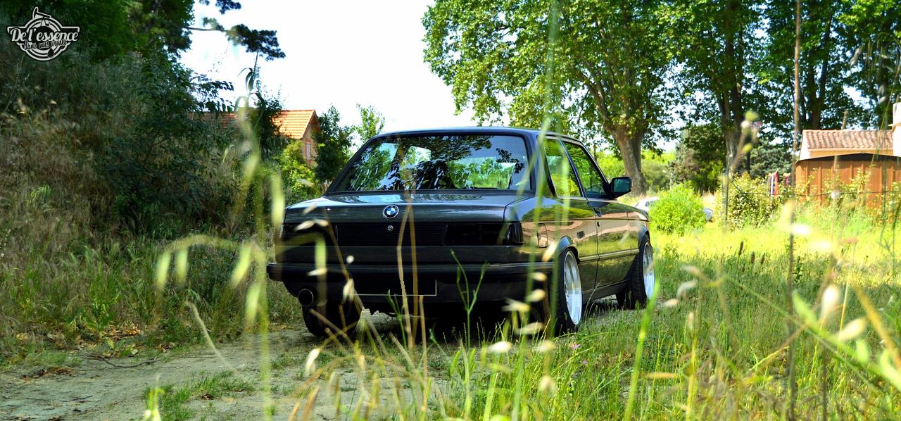 Fabrice's BMW 320-5i E21 - Sauvée des eaux ! 29