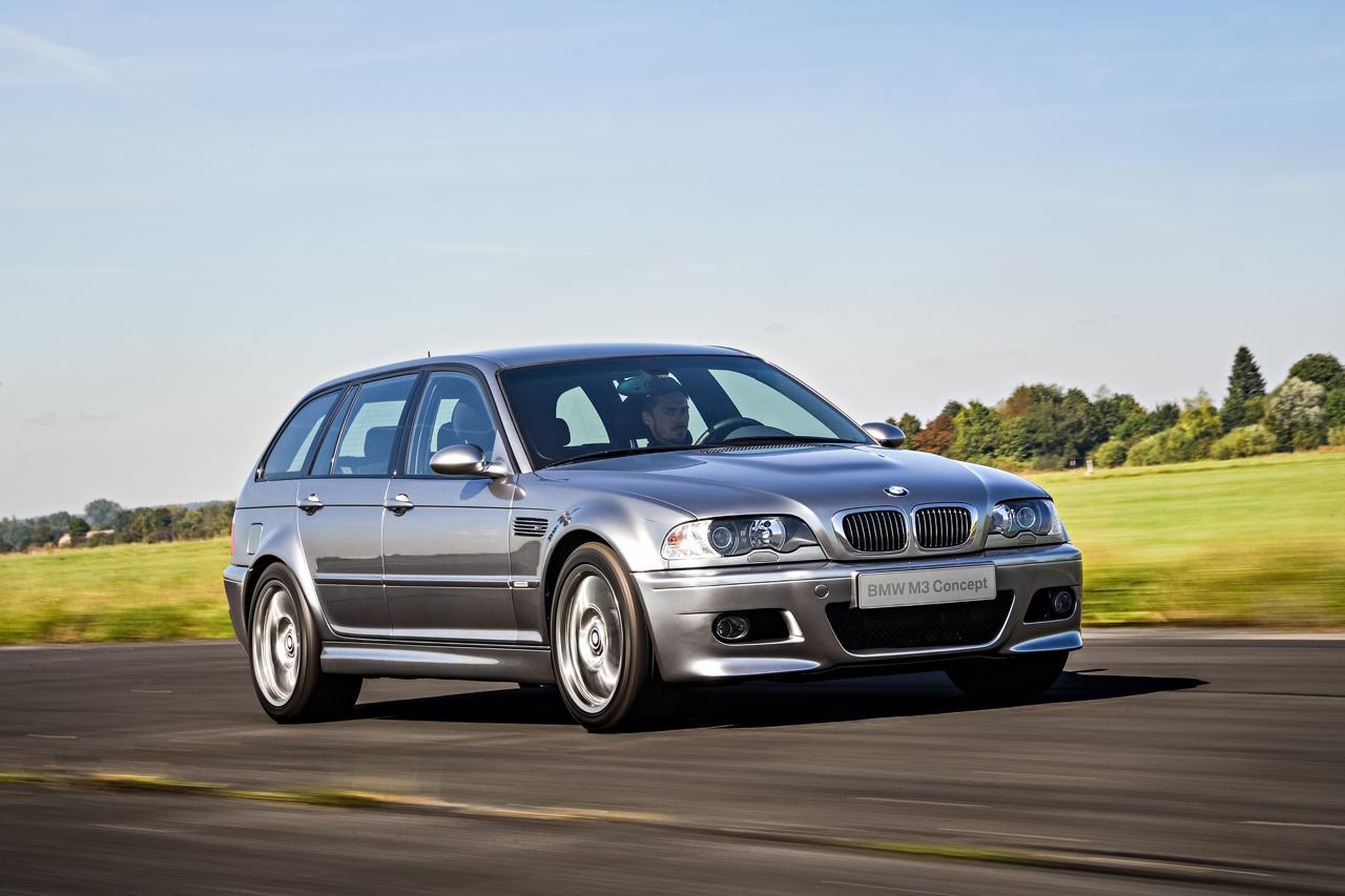 BMW M3 E46... touring ! Oui, elle existe... 14