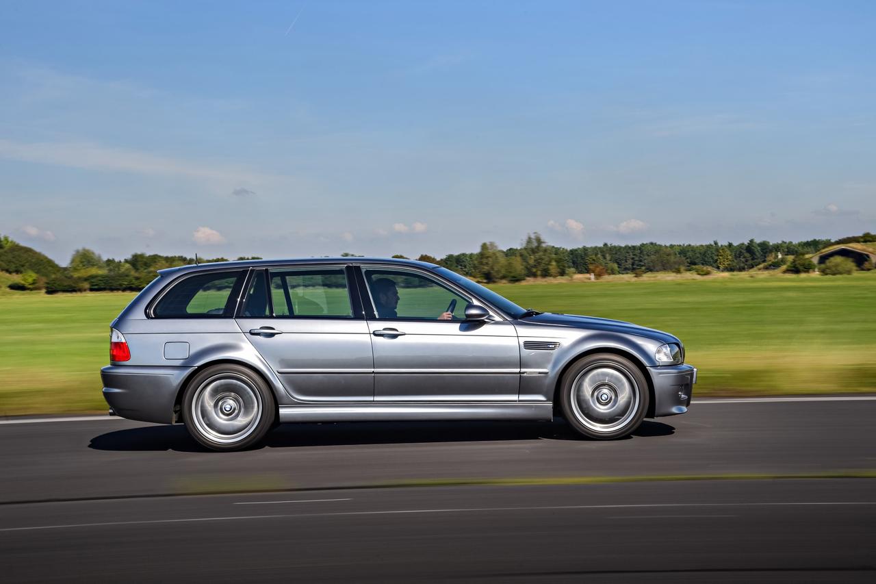 BMW M3 E46... touring ! Oui, elle existe... 15