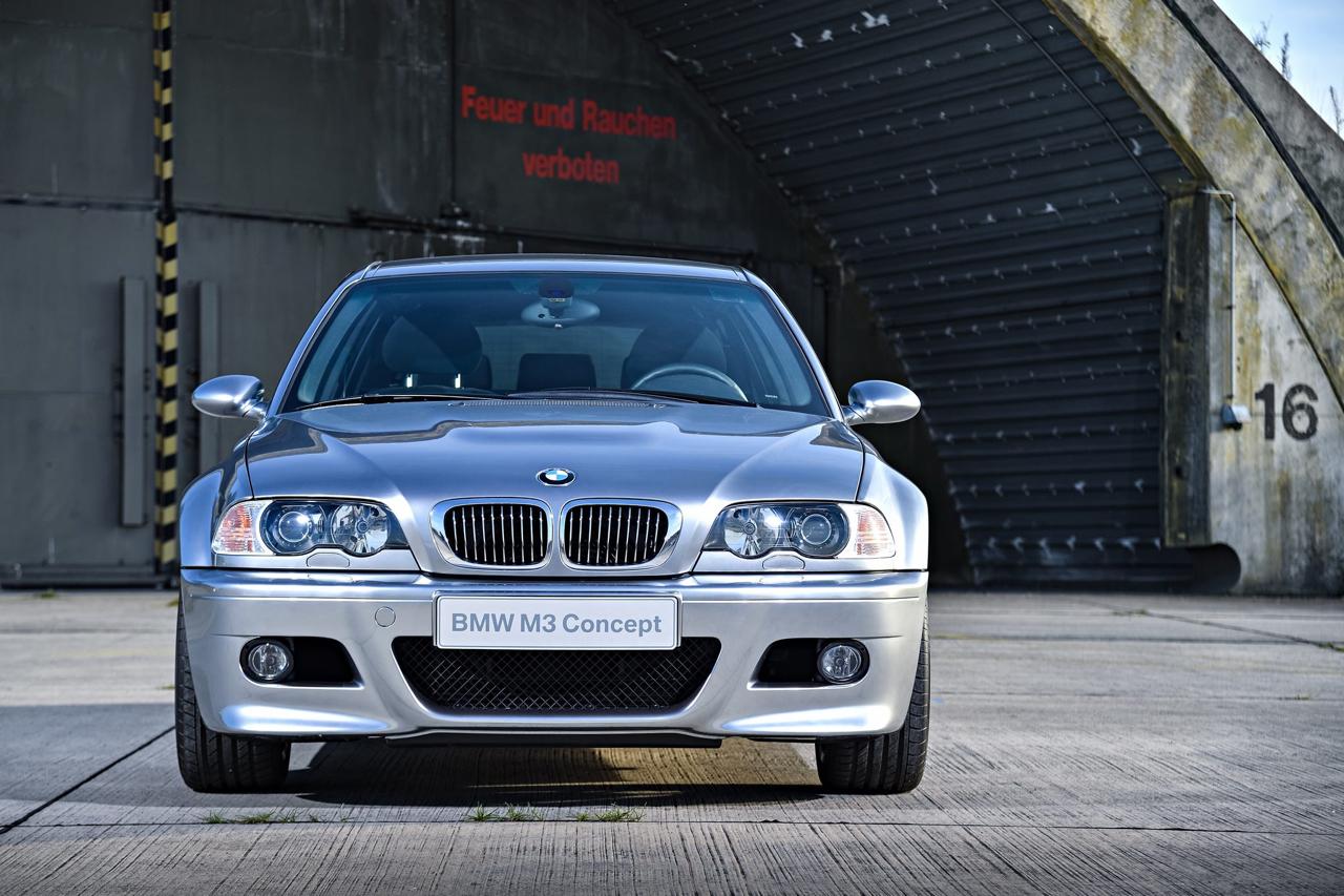 BMW M3 E46... touring ! Oui, elle existe... 5