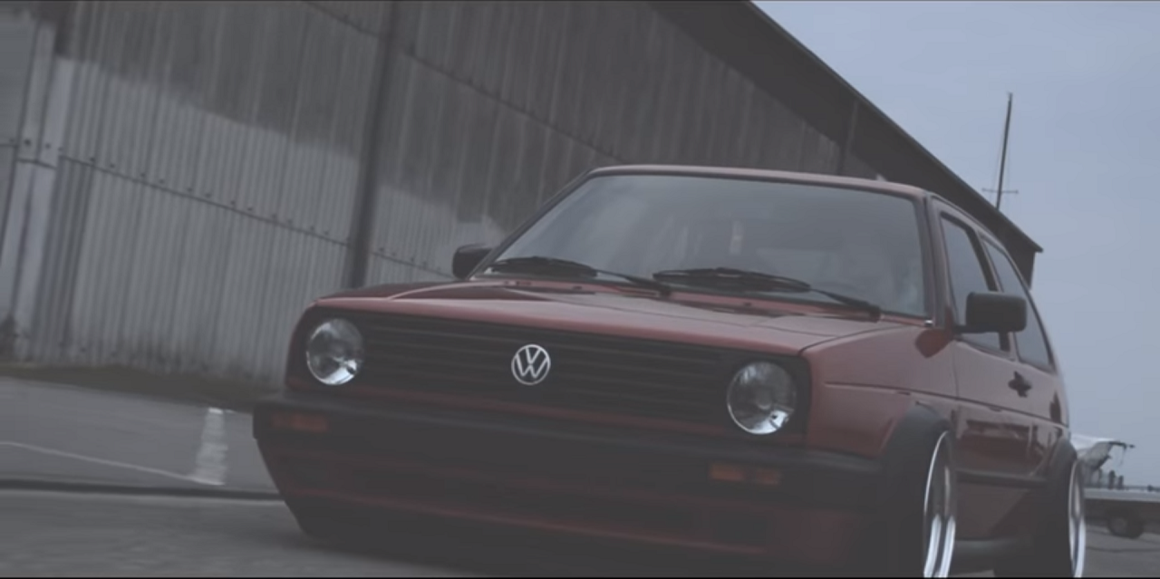 Bagged Golf II - Red Is Not Dead ! 9