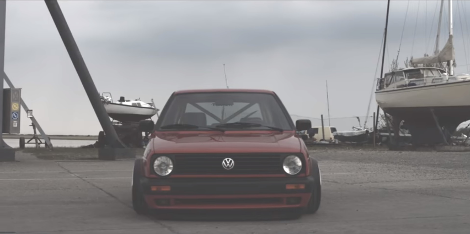 Bagged Golf II - Red Is Not Dead ! 7