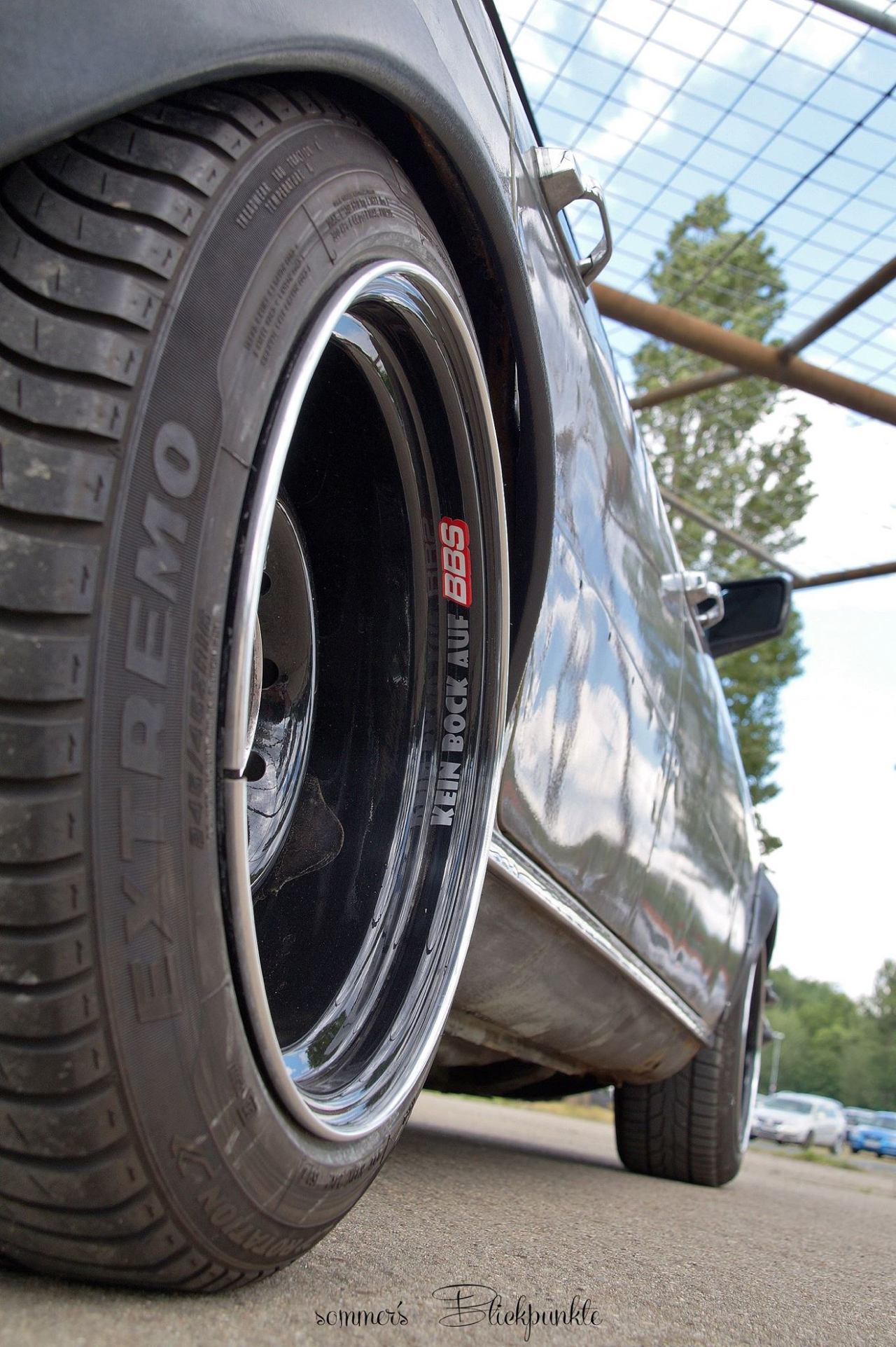 Mercedes W116 280 SE - Ol'dirty bastard ! 3