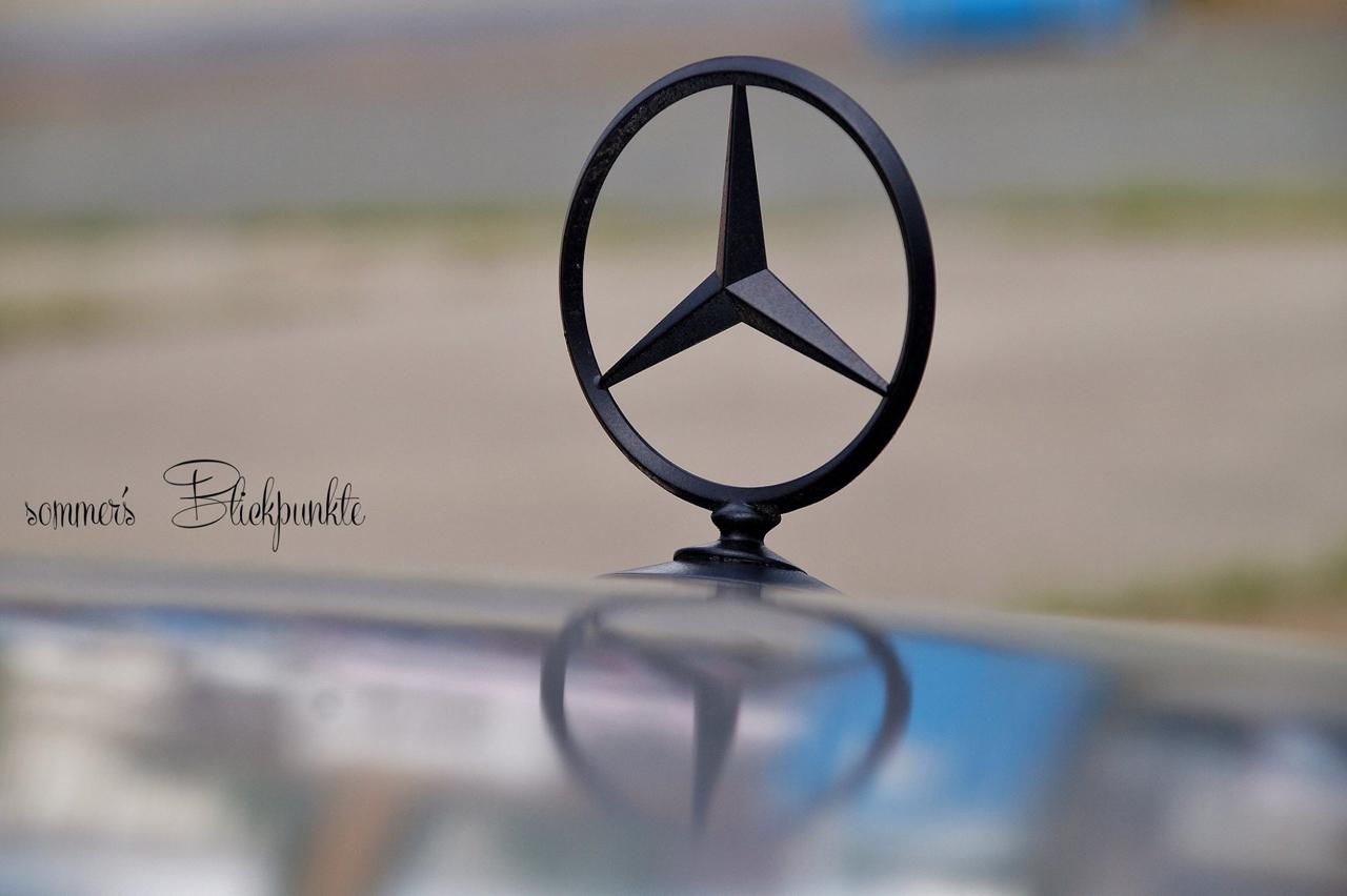 Mercedes W116 280 SE - Ol'dirty bastard ! 4