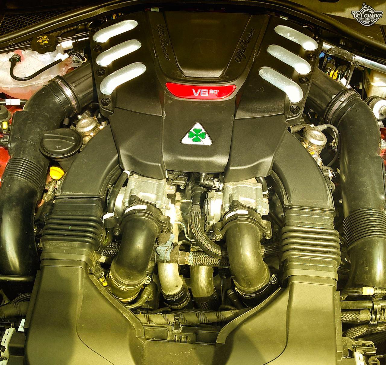Essai DLEDMV - Alfa Giulia Quadrifoglio Verde - Violente ! 46