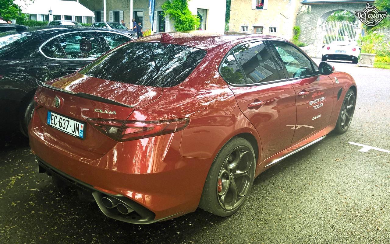 Essai DLEDMV - Alfa Giulia Quadrifoglio Verde - Violente ! 31