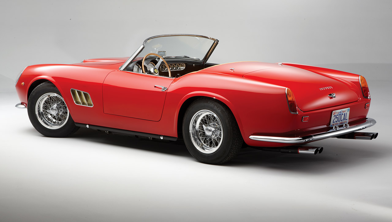 Ferrari 250 GT California SWB... Chef d'oeuvre ! 2