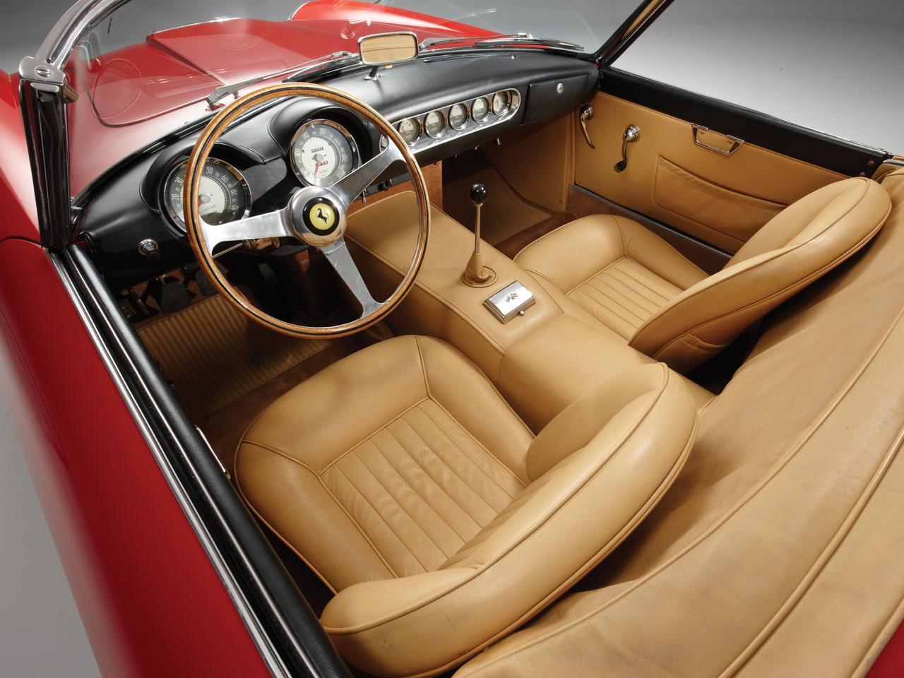 Ferrari 250 GT California SWB... Chef d'oeuvre ! 12