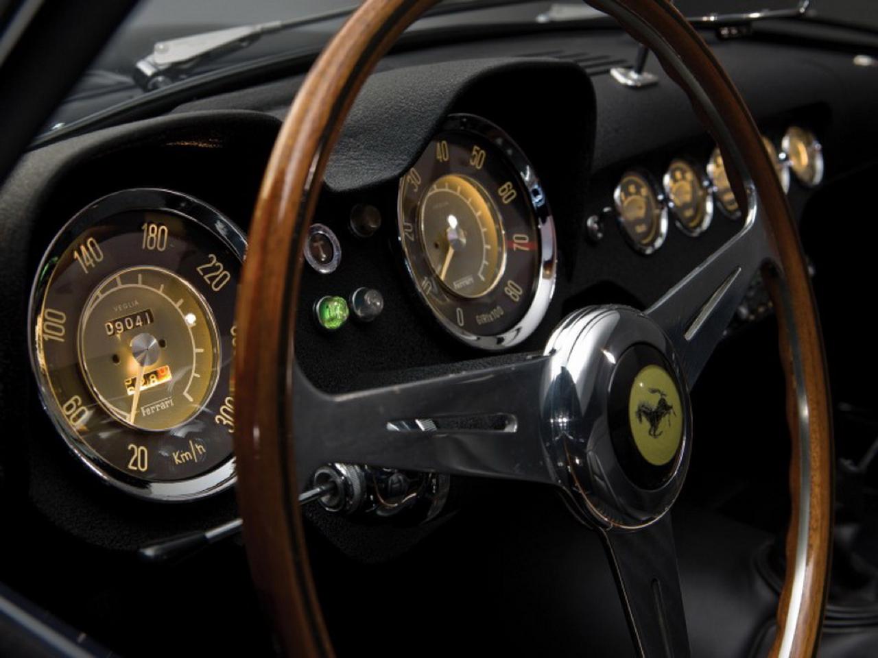 Ferrari 250 GT California SWB... Chef d'oeuvre ! 7