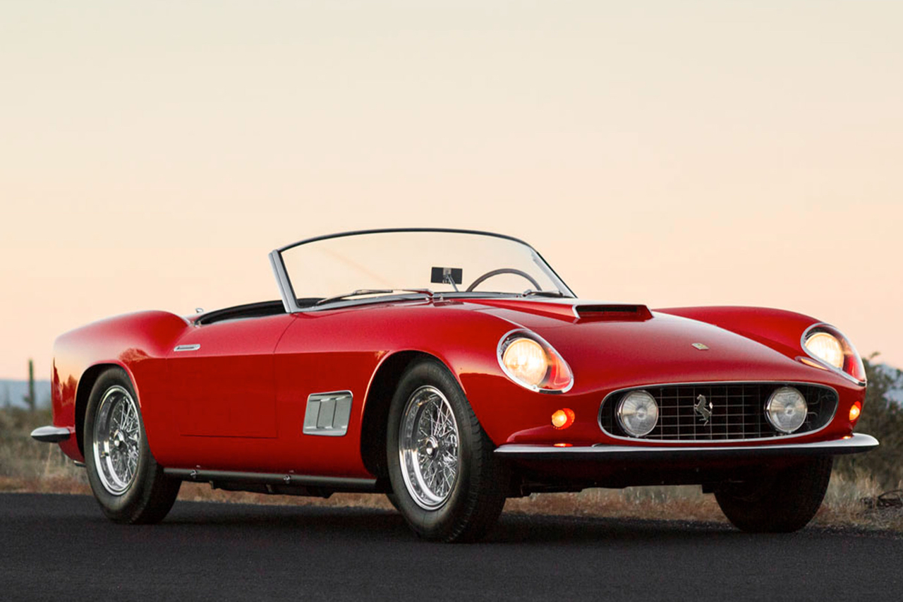 Ferrari 250 GT California SWB... Chef d'oeuvre ! 4