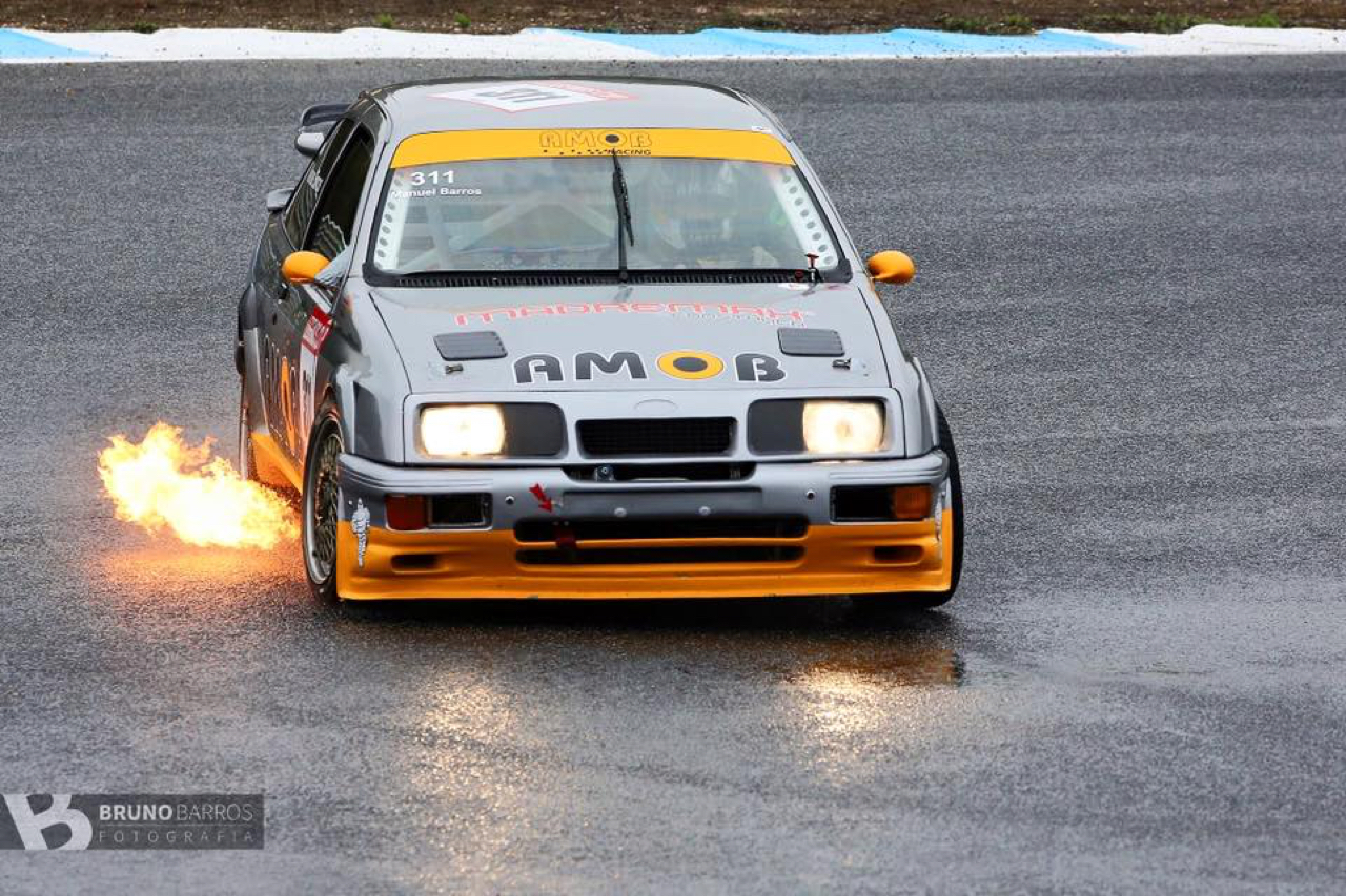 Hillclimb Monster : Ford Sierra RS500... Côte de porc ! 9